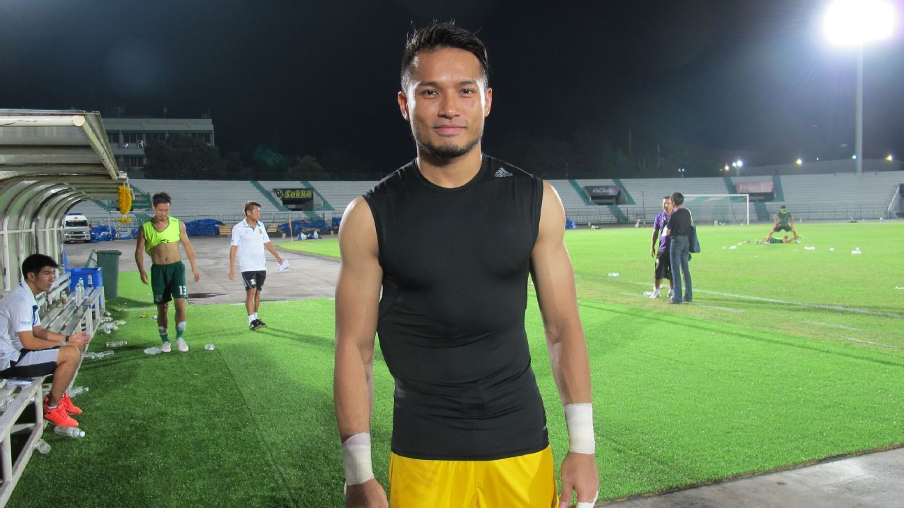 Hassan Sunny, Army United GK