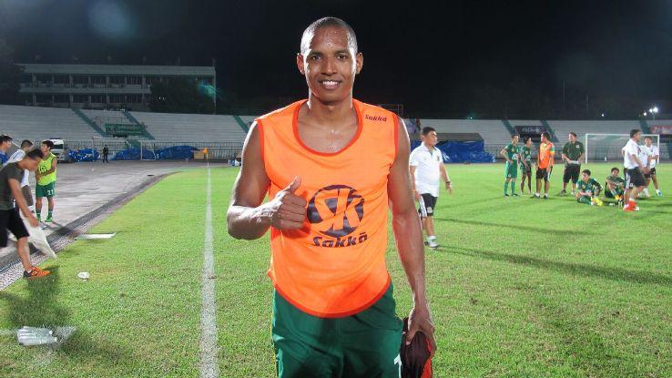 Josimar, Army United striker