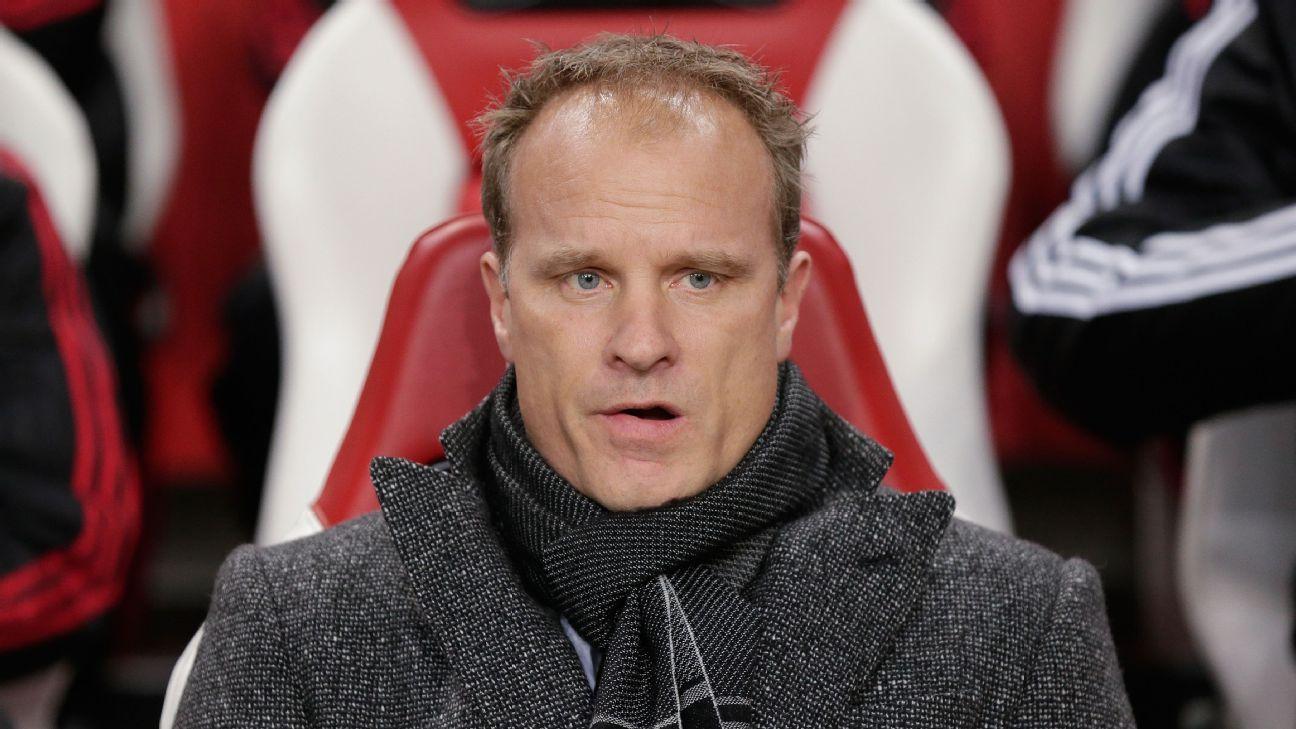 Dennis Bergkamp Ajax