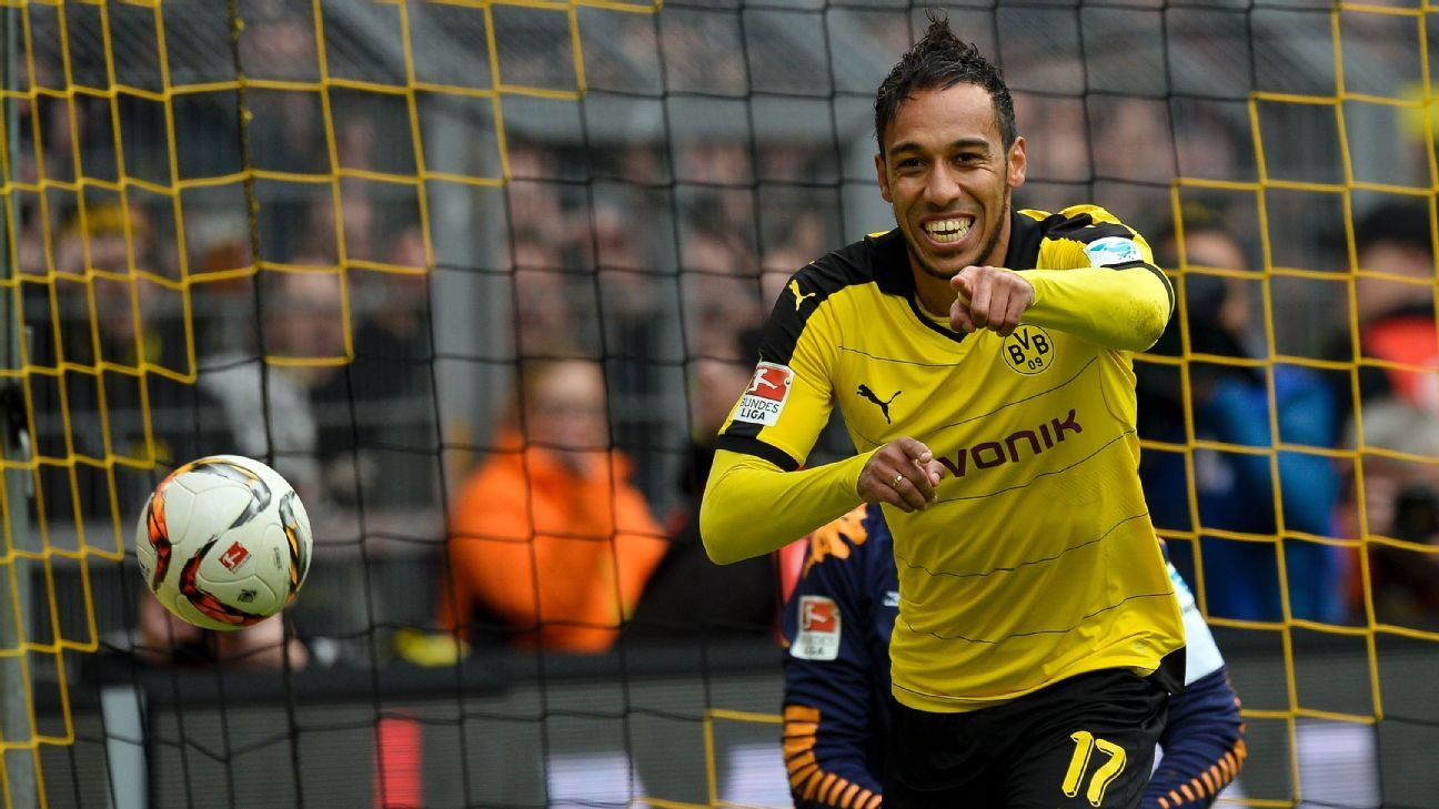 Pierre-Emerick Aubameyang