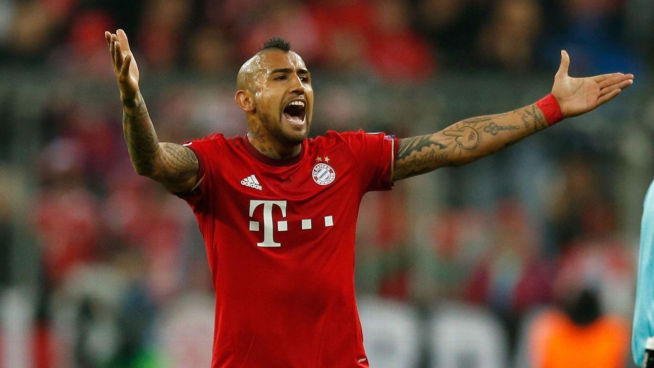 Bayern Munich s Arturo Vidal Ugly Atletico Madrid did not