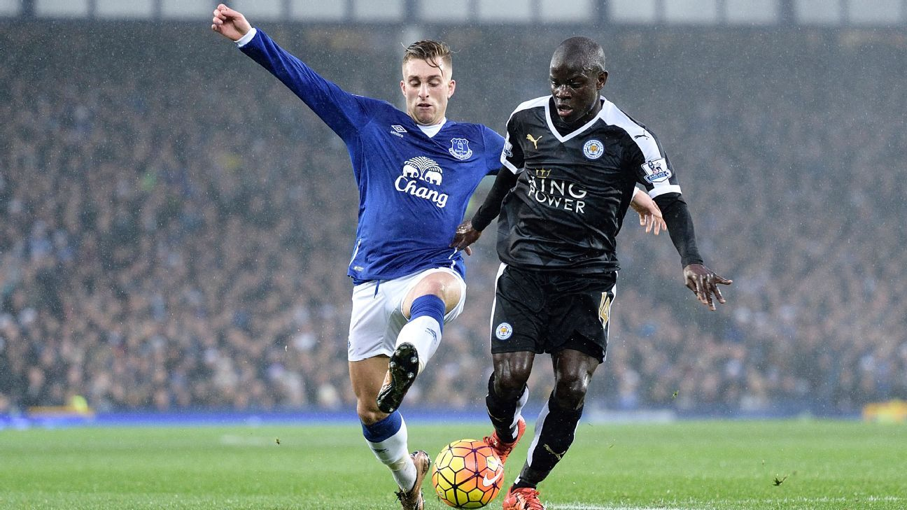 Chelsea Slavia Detail: Chelsea's N'Golo Kante Given No 7 Shirt After Move From