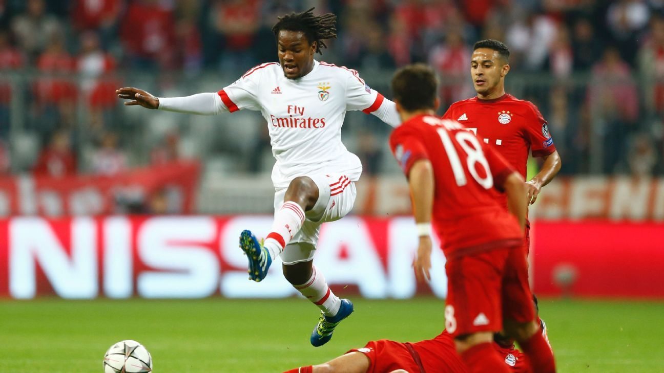Renato Sanches vs Bayern