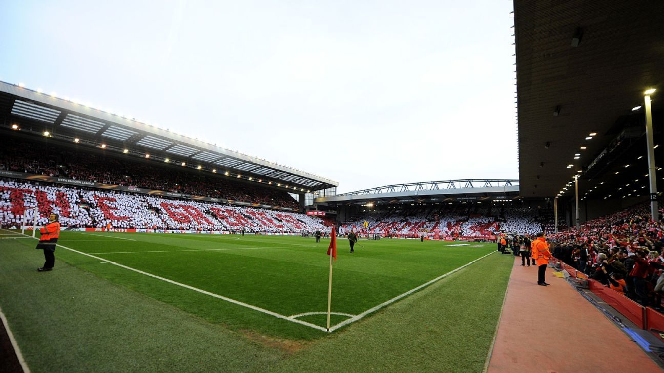 Anfield Hillsborough mosaic