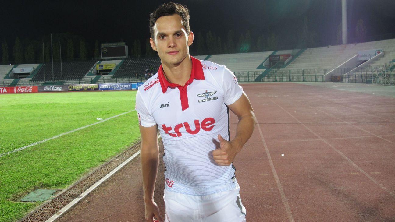 Bangkok United's Mika Chunuonsee