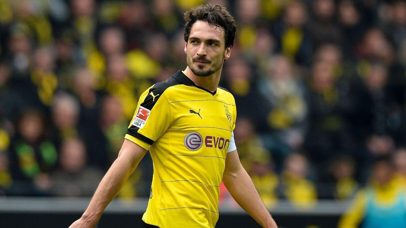 Borussia Dortmund Fans Should Be Grateful To Mats Hummels