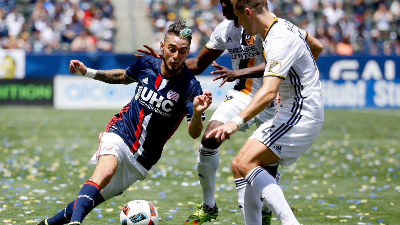The Revs are hoping the urgency they showed late in their loss to the Galaxy carries over into their game against the Fire on Saturday.