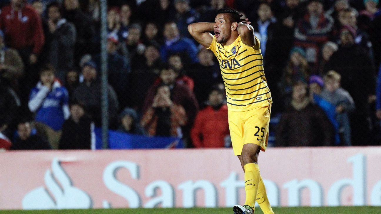 Boca Juniors Chavez