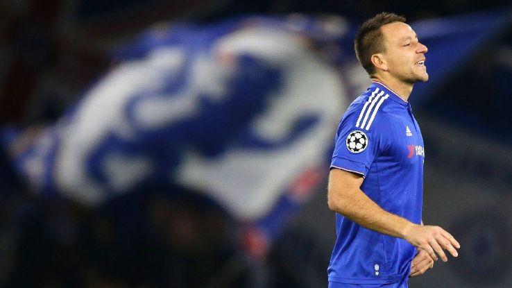 John Terry Chelsea flag