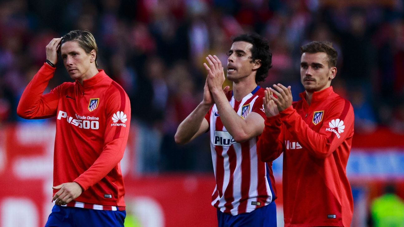 Griezmann, Tiago & Torres