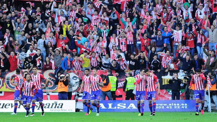 Sporting gijon beat villarreal to stay up getafe and rayo vallecano relegated espn fc - Villarreal fc league table ...