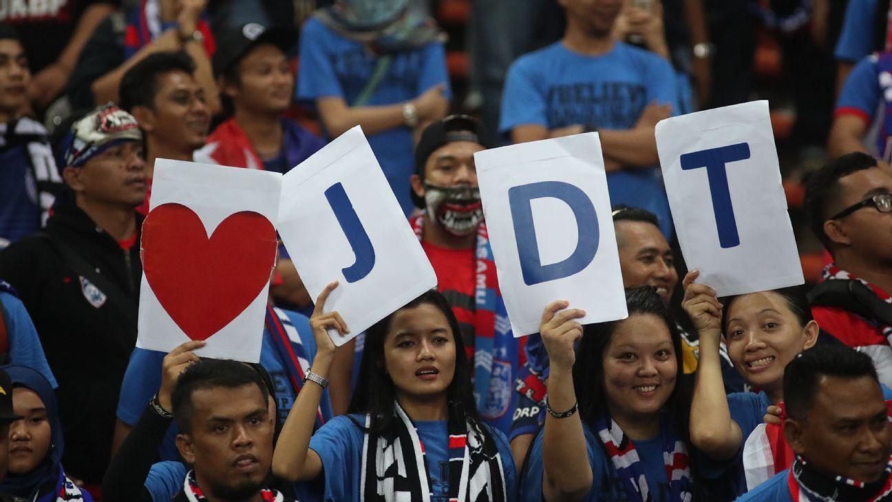 JDT fans