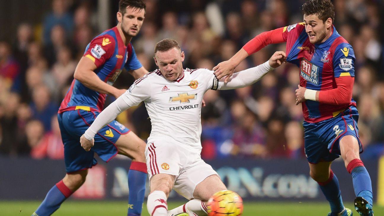 Wayne Rooney v Palace