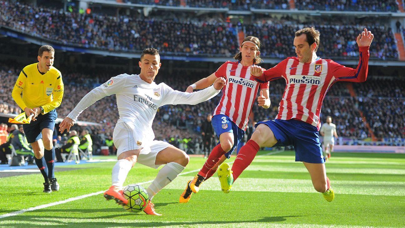 Ronaldo vs Godin