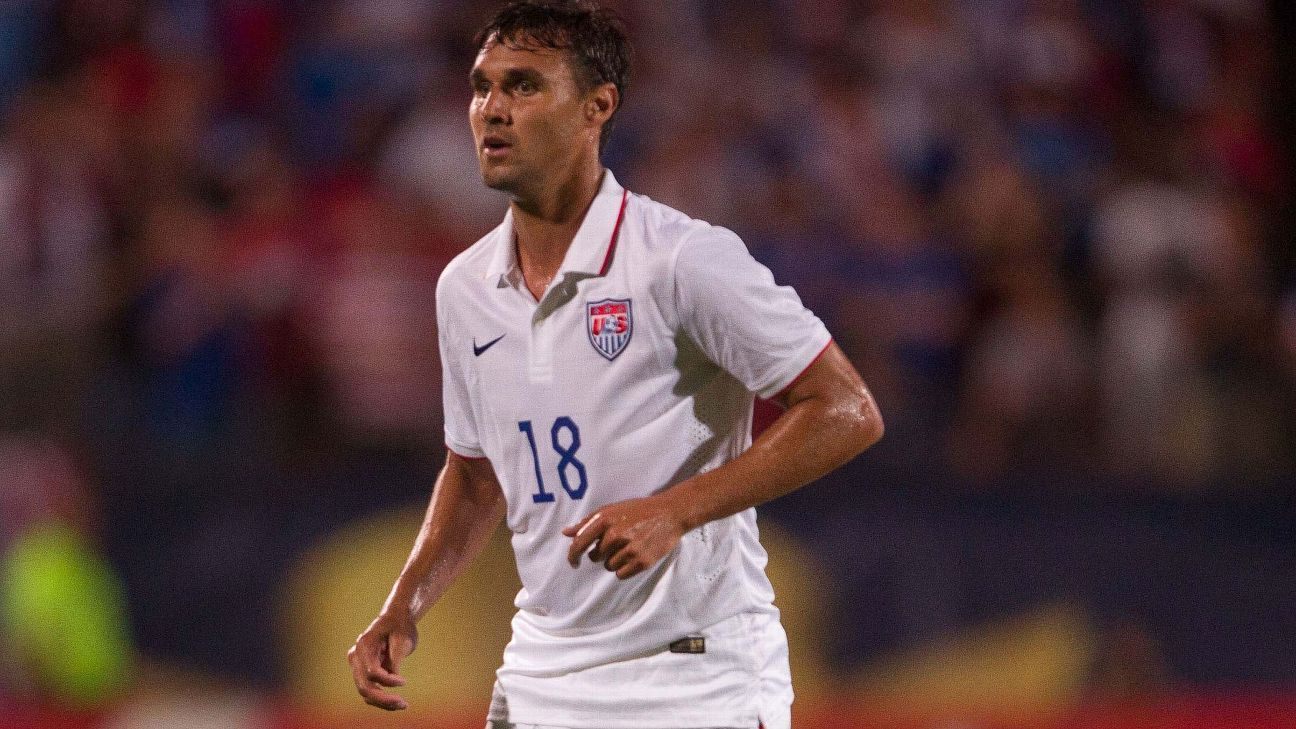 Chris Wondolowski USMNT