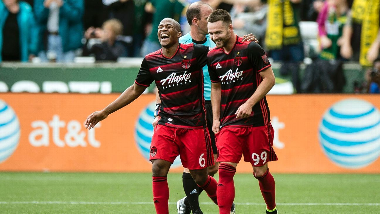 Timbers celeb vs Whitecaps 160522