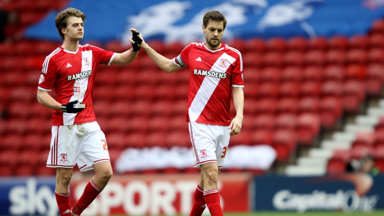 Jonathan Woodgate returns to Middlesbrough as first-team coach