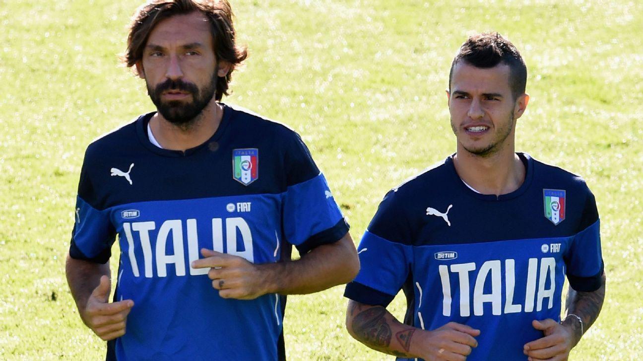 Pirlo and Giovinco