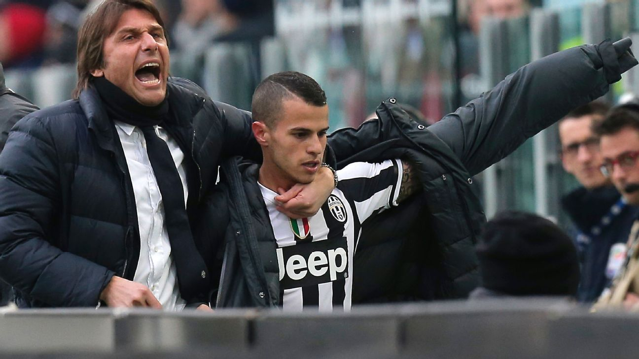 Conte and Giovinco