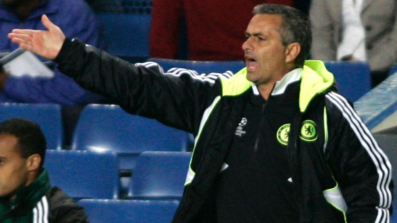 Mourinho vs Rosenborg 2007
