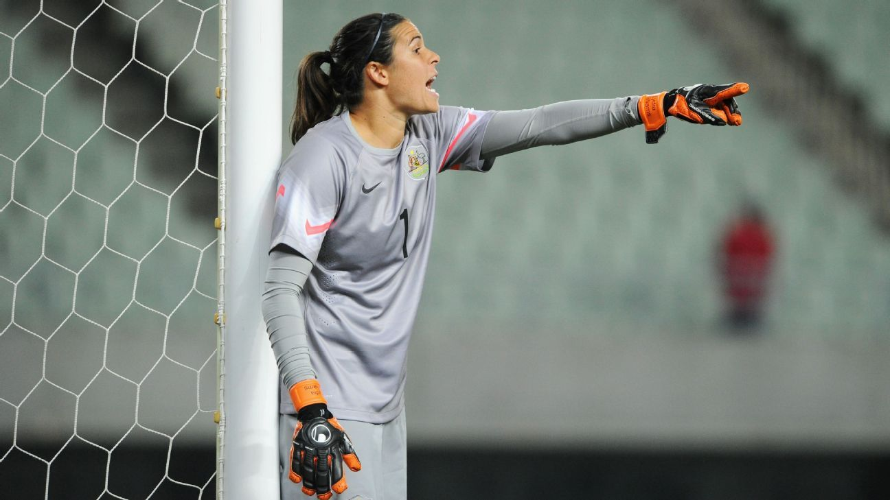 Australia goalkeeper Lydia Grace Yilkari Williams