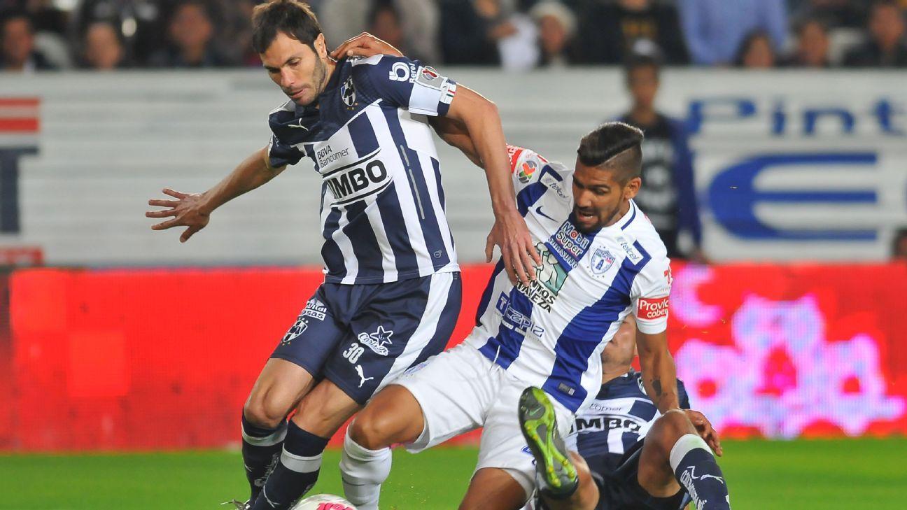 Monterrey v Pachuca Clausura 2016