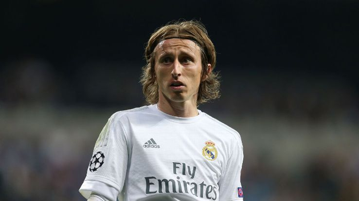 Luka Modric continues to thrill for Zinedine Zidane at Real Madrid ...