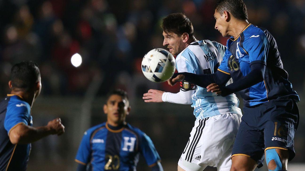 Messi challenge