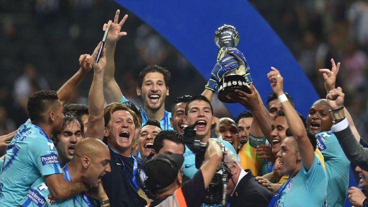 Pachuca win Liga MX