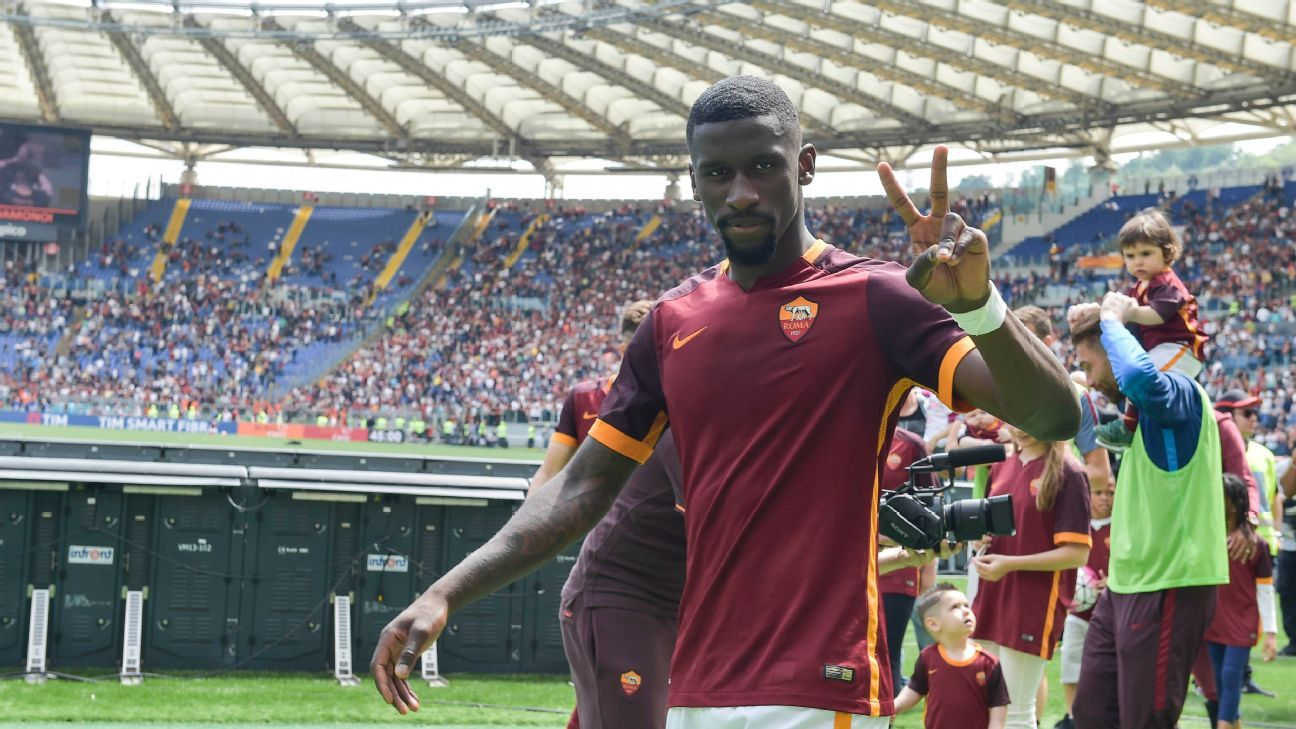 Antonio Rudiger Roma