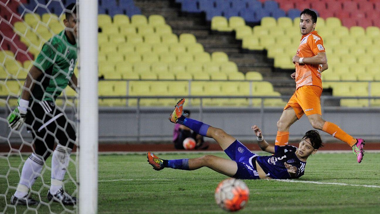 JDT II defender Dominic Tan
