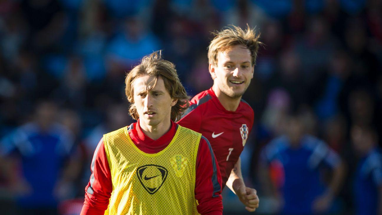 Modric & Rakitic
