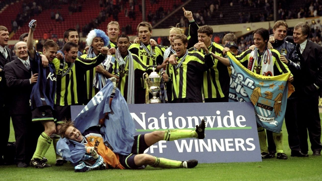 Man City 1999