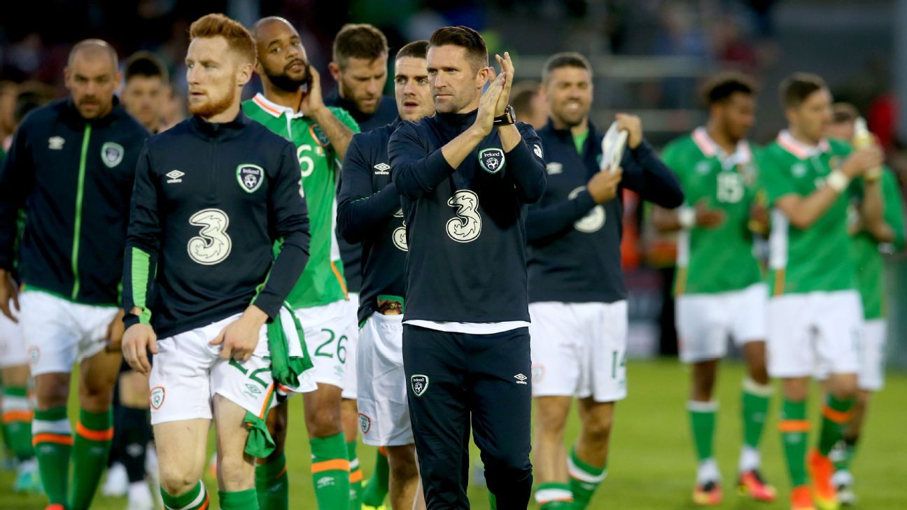 Martin O'Neill not expecting Ireland strikers to replace Robbie Keane