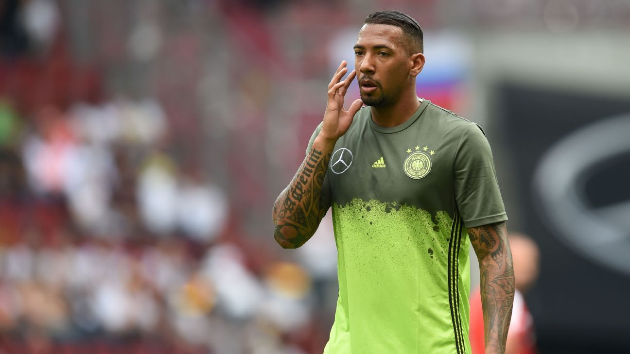 Jerome Boateng Racism still an issue in Germany ESPN FC