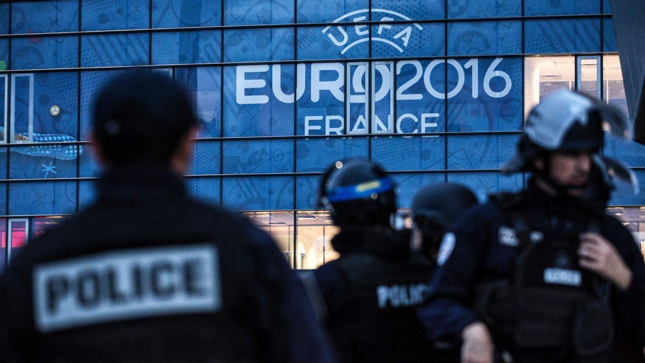 France Stadium Security