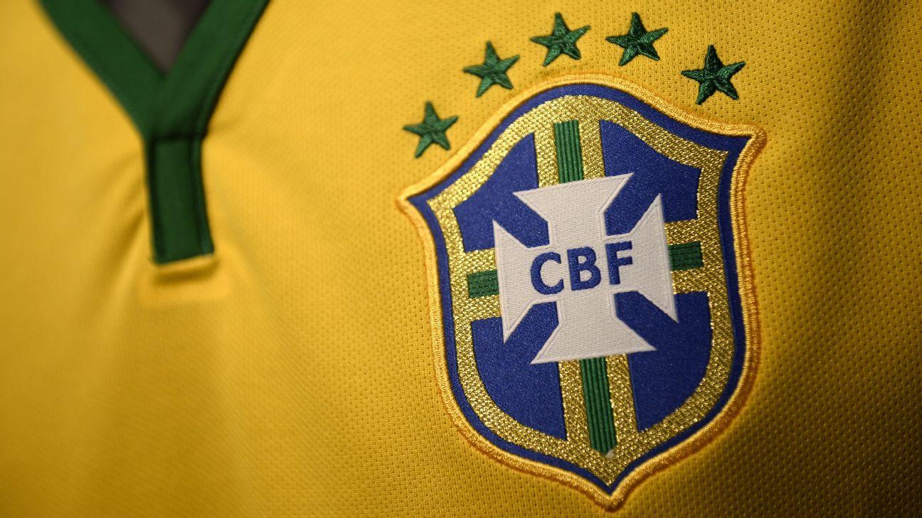 Brazil crest logo