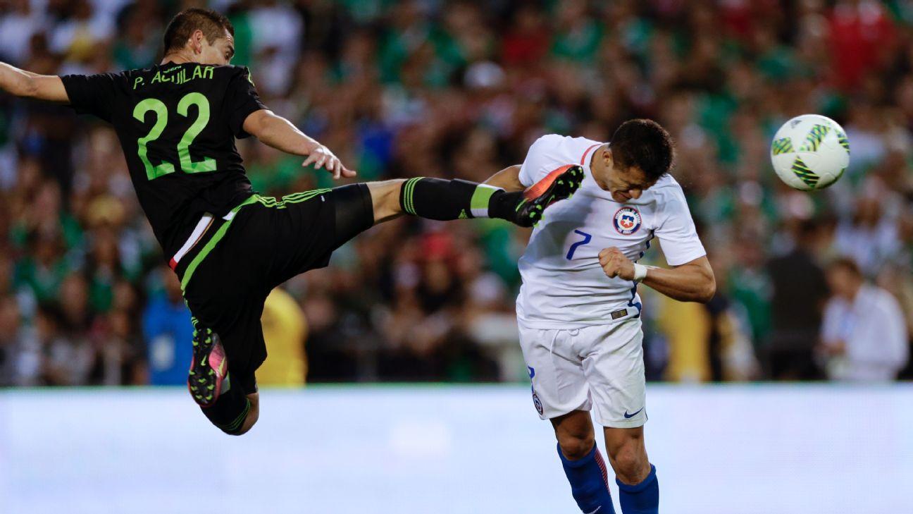 Aguilar vs Chile 160601