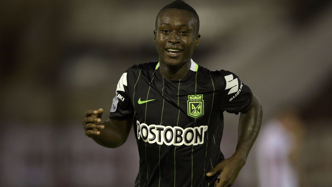 Marlos Moreno set to join Manchester City - Colombia Olympic coach