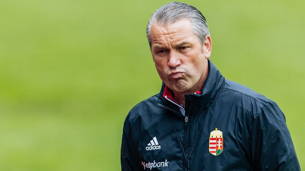 Hungary part ways with Bernd Storck after failing to reach World Cup