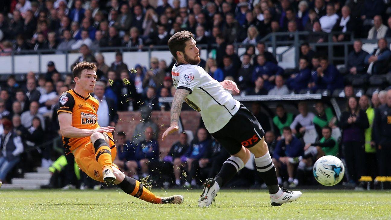 Hull's Andy Robertson