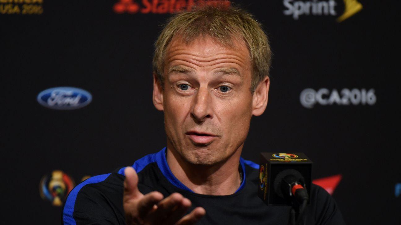 Klinsmann United States