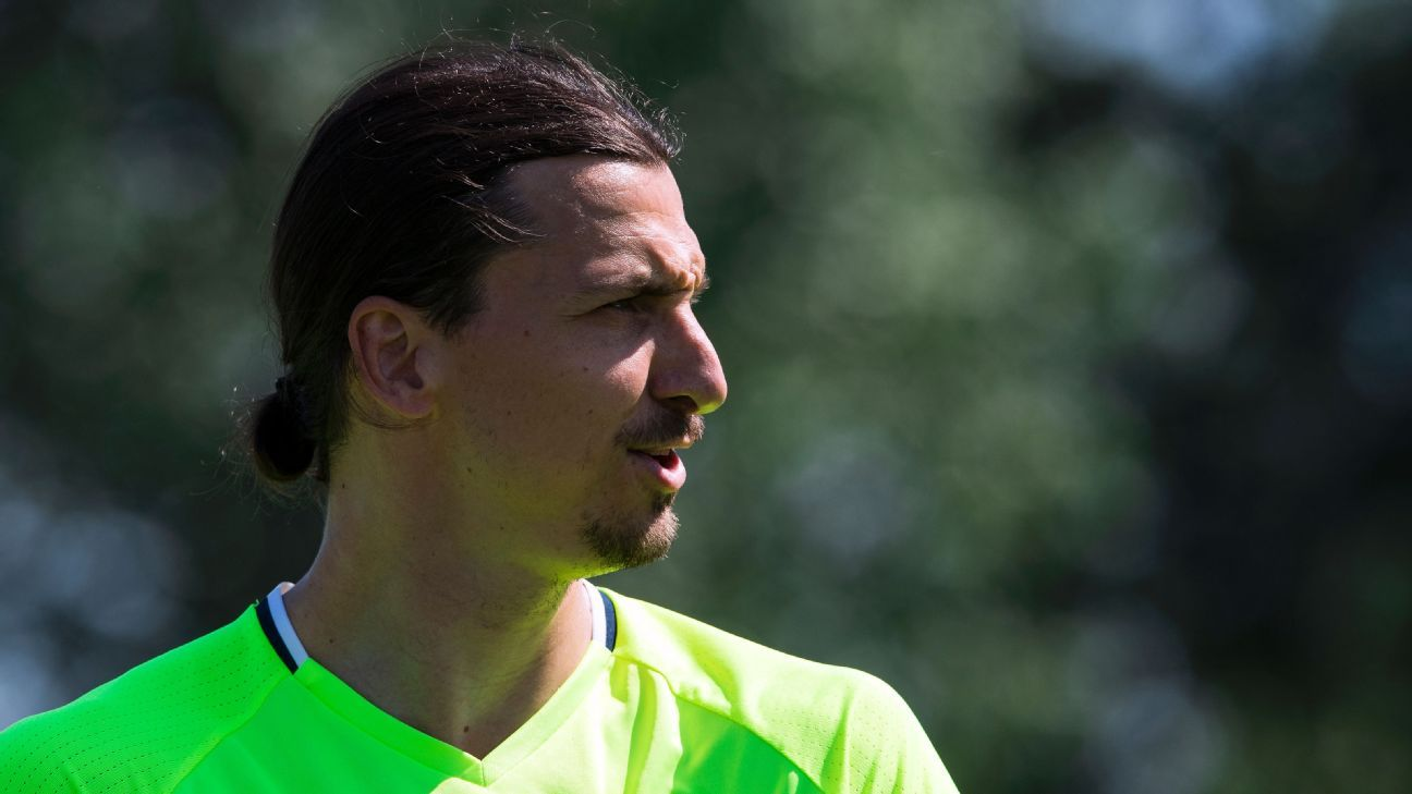 Galaxy signing Ibrahimovic would be 'like a dream come true' - Dos Santos