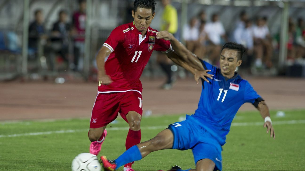 Faris Ramli vs. Myanmar