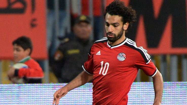 Liverpool star man Mohamed Salah will represent Egypt at this summer's World Cup.