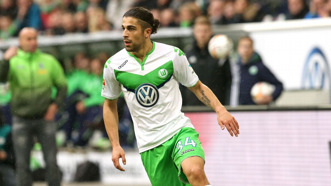 Wolfsburg defender Ricardo Rodriguez will have ample opportunity to shine with Switzerland at the Euros.