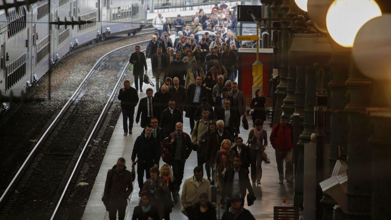 France transit strikes at Euro