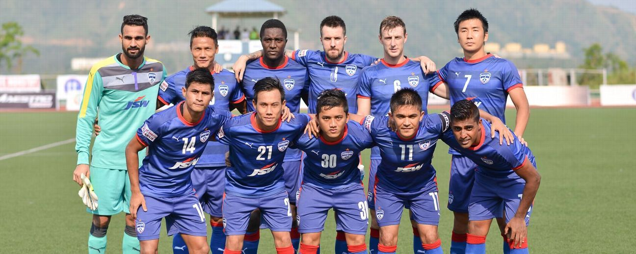 Bengaluru FC will need a team for the AFC Cup knockout stages before they start their ISL journey.