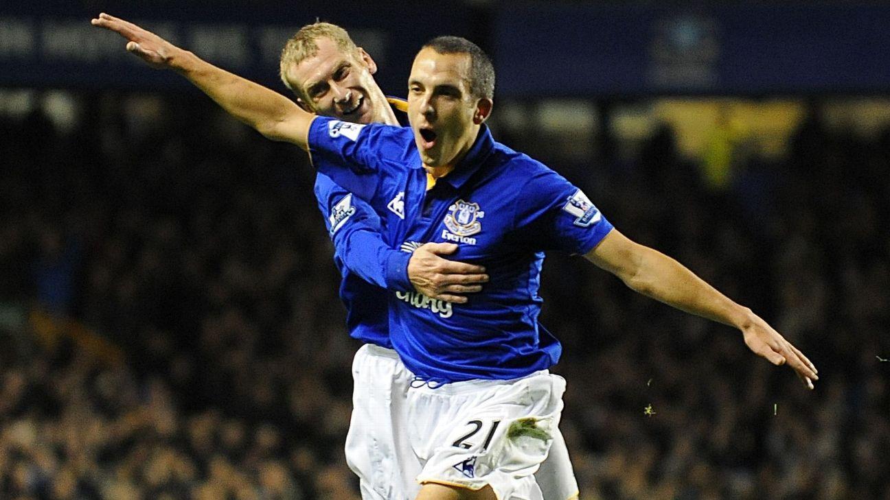 Osman Hibbert Everton