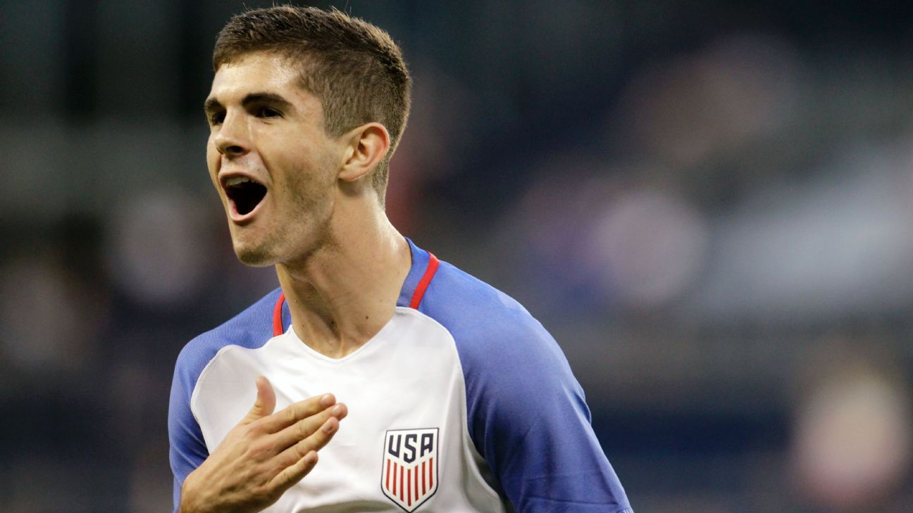 Christian Pulisic and the U.S. will renew their rivalry with Mexico in Columbus on Friday.